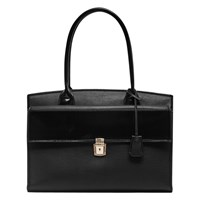 French Connection Clean Capri Tote Bag Black