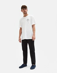 Naked And Famous Easy Guy Solid Black Selvedge Denim