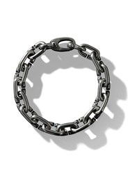 David Yurman Chain Links Bold Bracelet Ss