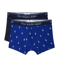 Polo Ralph Lauren Mix And Match Pony Trunks Pack Of 2 Male Multi