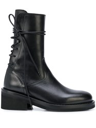 Ann Demeulemeester Lace Up Boots 60