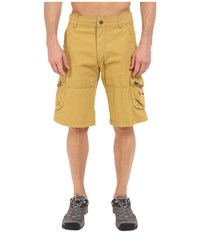 Kuhl Ambush Cargo Short Camel Men's Shorts Tan