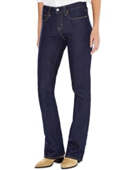 Levi's 415 Relaxed Fit Bootcut Jeans Dark Grove Wash