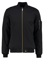 Dickies Taylorsville Bomber Jacket Black