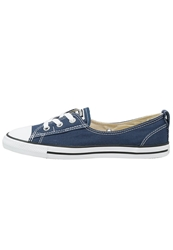 Converse Chuck Taylor All Star Ballet Trainers Navy Dark Blue
