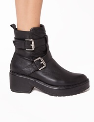 Pixie Market Norfolk Buckle Boots