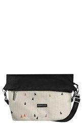 Sherpani Vale Reversible Crossbody Bag White Tru North