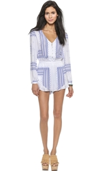 Jet Set Settle Down Romper