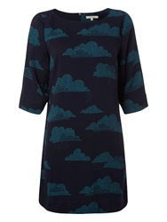 White Stuff Head In The Clouds Tunic Dress