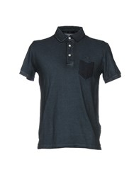 Take Two Polo Shirts Dark Blue