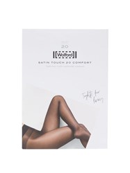 Wolford Satin Touch Comfort 20 Denier Tights Nude