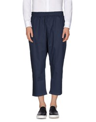 Silent Damir Doma Trousers Casual Trousers Men Slate Blue