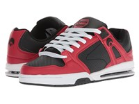 Black Red And Gray Osiris Shoes Clone