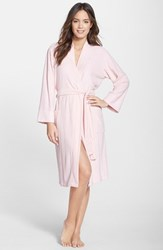 Women's Natori 'Nirvana' Robe Blush