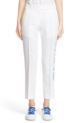 Women's Mira Mikati Thermal Tape Tailored Pants