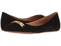 Love Moschino Horse Bit Flat Black
