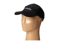 Columbia Trail Dryer Cap Black Black Caps
