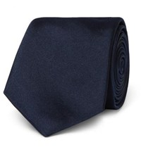 Paul Smith 6.5Cm Silk Tie Midnight Blue