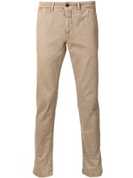 Moncler Classic Chinos Brown
