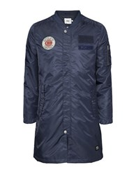 Wesc Ramon Zip Front Jacket Outer Space