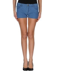 By Zoe Denim Shorts Blue