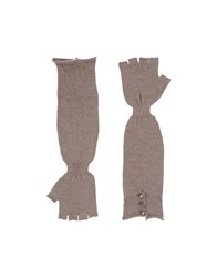 Just For You Accessories Gloves Women Khaki