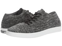 Mark Nason Loland Black Gray Flat Knit Men's Shoes