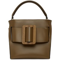 Boyy Brown Devon 21 Top Handle Bag