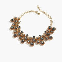 J.Crew Jewel Box Cluster Necklace