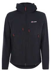 Berghaus Pordoi Soft Shell Jacket Black