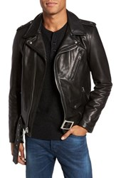 Schott Nyc 'S Perfecto Slim Fit Waxy Leather Moto Jacket