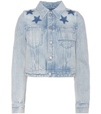 Givenchy Denim Jacket Blue