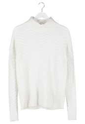 Mbym Bell Jumper White Off White