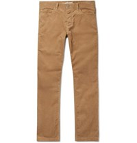 Norse Projects Edvard Cotton Corduroy Trousers Camel