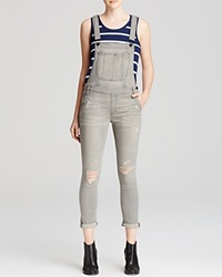 Black Orchid Overalls Destructed Skinny In Cold As Ice