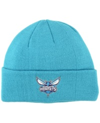 Adidas Charlotte Hornets Cuff Knit Hat Teal