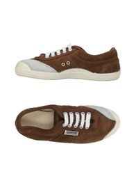 Kawasaki Sneakers Dark Brown