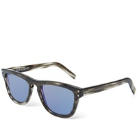 Our Legacy Judge Sunglasses Cirrus Black