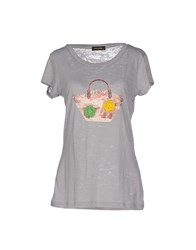 Romeo Y Julieta Topwear T Shirts Women Light Grey