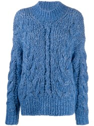 Iro Situla Cable Knit Jumper 60
