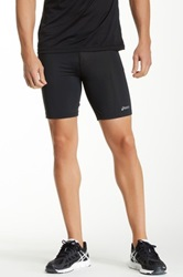 Asics Pr Sprinter Short Black