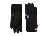 Salomon Equipe Windstopper Glove Black Cycling Gloves