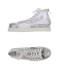 Forfex Footwear High Top Trainers Women