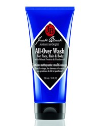 Jack Black All Over Wash For Face Hair And Body 10 Oz.