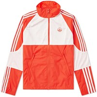 Adidas Consortium X Oyster Track Top Red