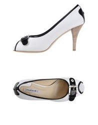 Mortarotti Montenapoleone Pumps White