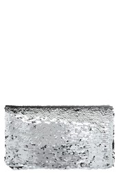 Abro Clutch Black Silver