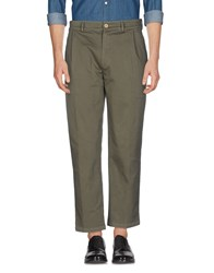 S.O.H.O New York Soho Casual Pants Military Green