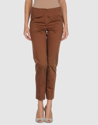 Irma Bignami Dress Pants Beige