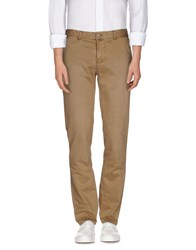 Individual Trousers Casual Trousers Men Camel
